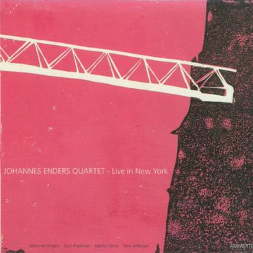 Johannes Enders Quartet - Live in New York