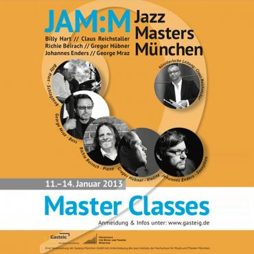 JAM:M – Jazz Masters München